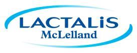 New Lactalis McLelland Logo