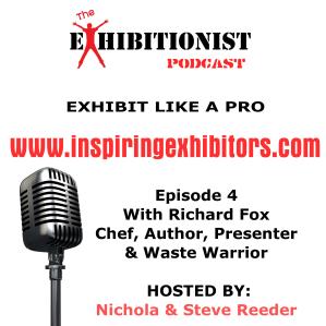 PODCAST COVER episode 4 Richard Fox