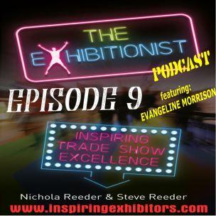 PODCAST COVER episode 9 Evangeline Morrison