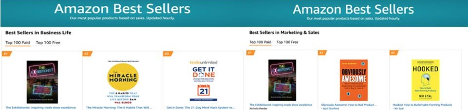 best sellers 2