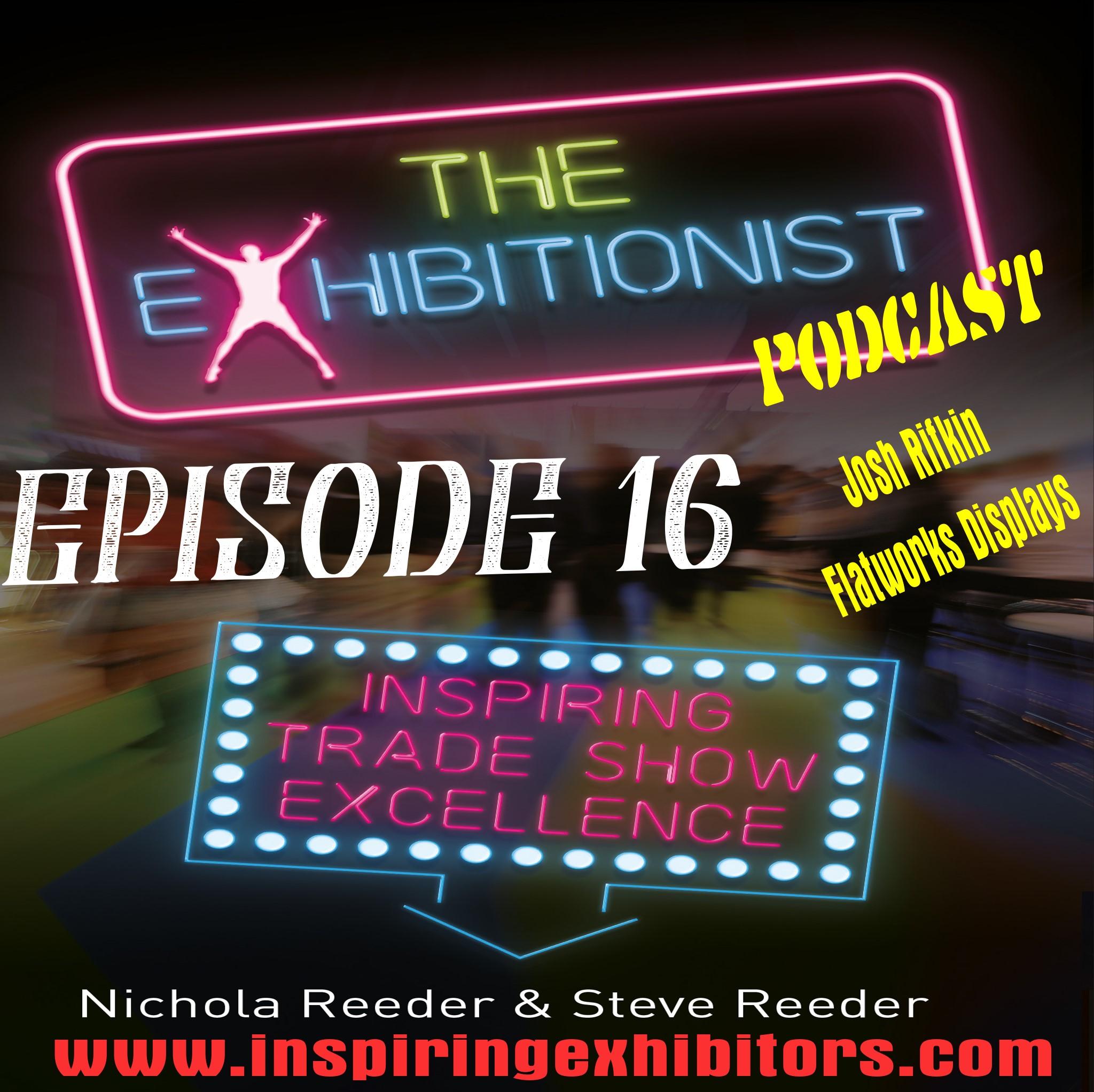 PODCAST COVER episode 16 Josh Rifkin